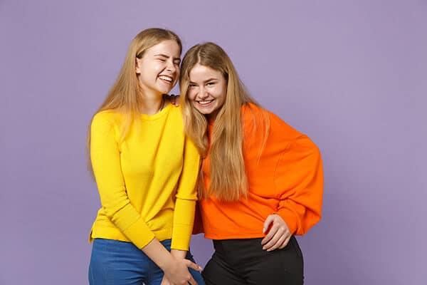 Субота проходить яскраво і корисно в двох дівчат з нашої бізнес школи.